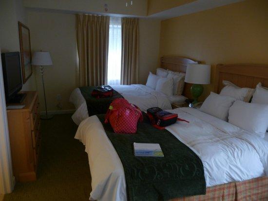Marriott's Barony Beach Club: Second Bedroom