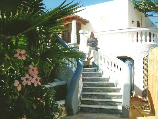 Hotel Galidon Terme & Village : Per il solarium