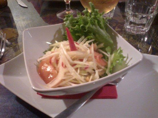 Ravintola Maneerat : Papaya salad