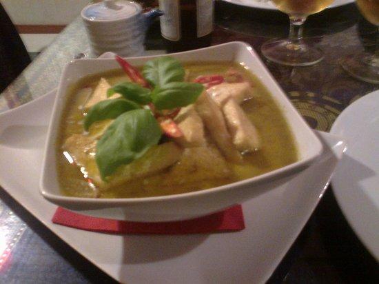 Ravintola Maneerat : Tofu curry