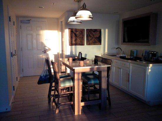 Omni Amelia Island Plantation Resort : Dining/Kitchenette