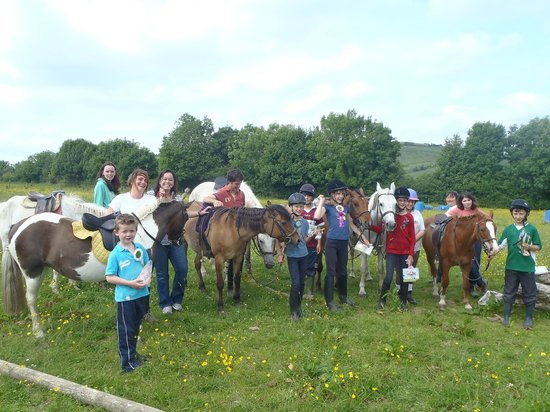 Tipperary Mountain Trekking Centre : Day camp riders