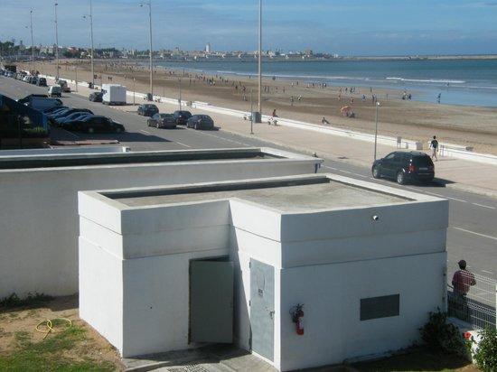Ibis Budget El Jadida : Parking hôtel