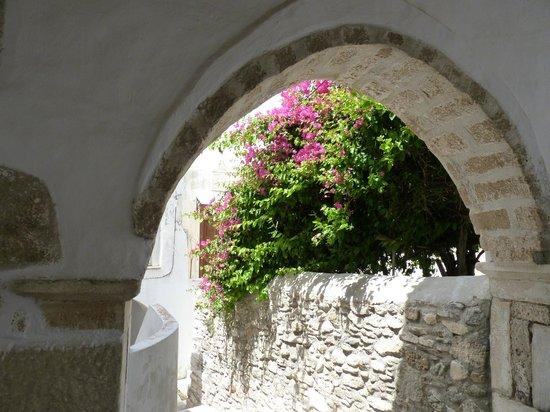 Ciudad de Naxos, Grecia: old town