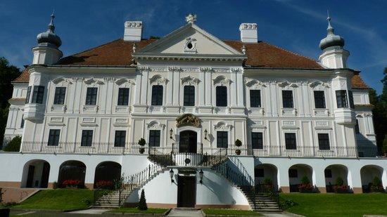 Szirak Castle Kastely Hotel: Hotel