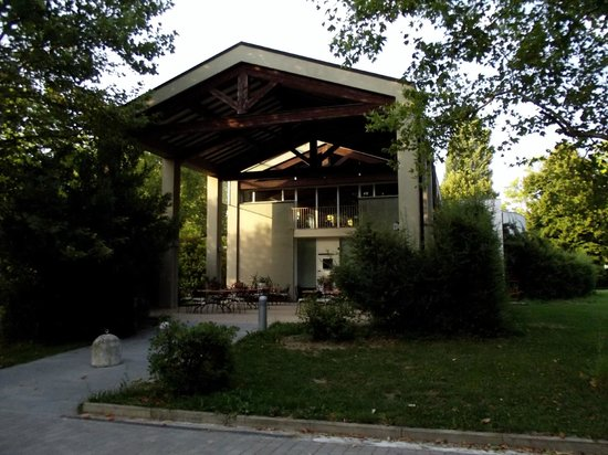 Colorno, Italy: facciata esterna