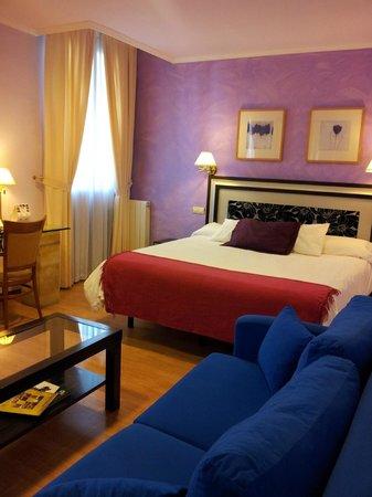 Hotel Rua: Bedroom