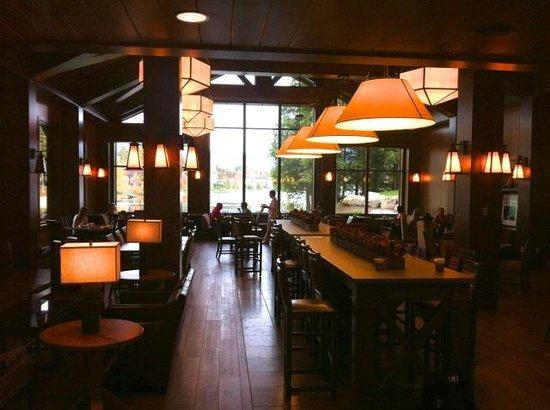 Hampton Inn & Suites Lake Placid: Great room