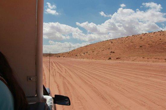 Antelope Canyon Navajo Tours - Day Tours: Truck ride