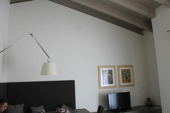 Locanda La Gazzella: View from living room