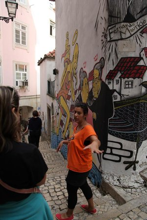 Pancho Tours: The short storry about Graffiti