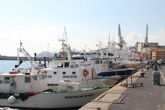 Imperia, إيطاليا: Imperia Port