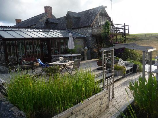 Lawcus Farm Guest House: LA DERNIERE !