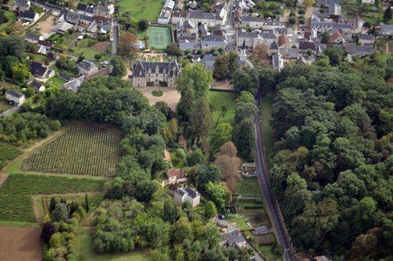 Chateau de Noizay : le chateau