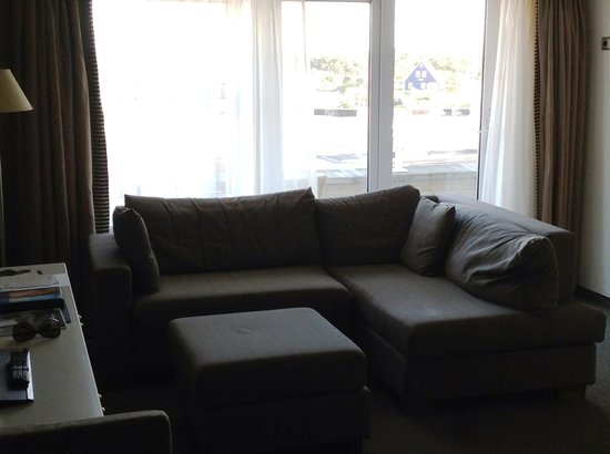 Westcord Strandhotel Seeduyn: Sofa