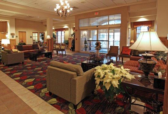 Holiday Inn Chicago-Tinley Park-Convention Center: Lobby