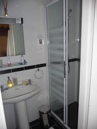 Mallmore Country House: la salle de bain