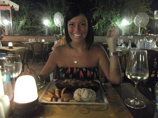 La Vita Restaurant: Gorgeous Veggie options!