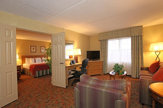 Holiday Inn Chicago-Tinley Park-Convention Center: Two Room Parlor Suite