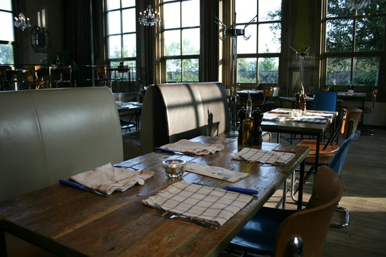 Villa Augustus: Dining area