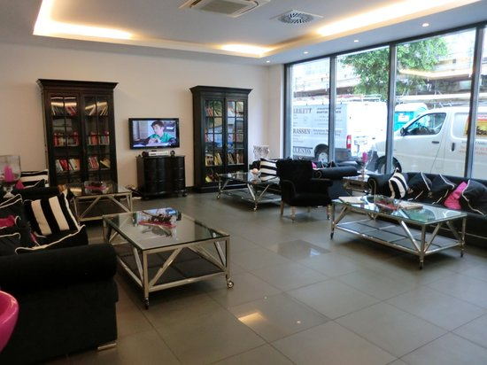 Arthotel ANA Boutique Six: Lobby