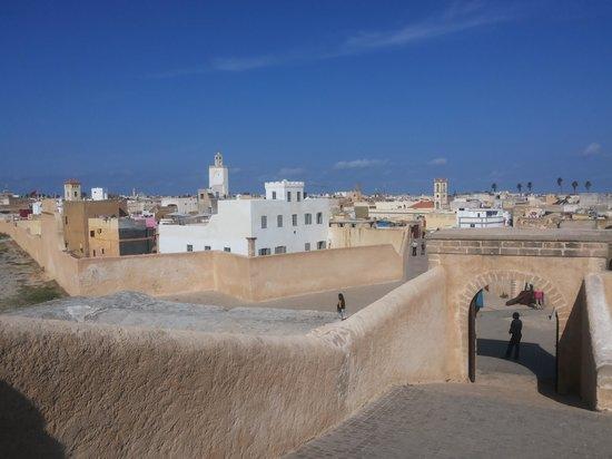 Cité Portugaise : view of medina