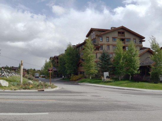 Teton Mountain Lodge & Spa- A Noble House Resort: Teton Mountain Lodge & Spa