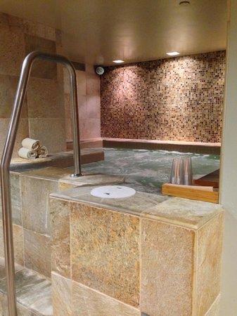 Teton Mountain Lodge & Spa- A Noble House Resort: Intimate spa