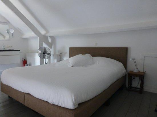 Eleven Bed & Breakfast : Bedroom