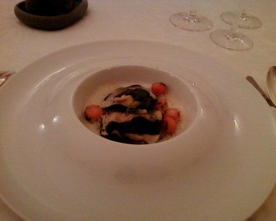 Hotel Radio : Les ravioles de foie gras