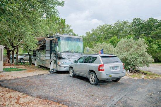 Yogi Bear's Jellystone Park Camp-Resort Hill Country: RV Site