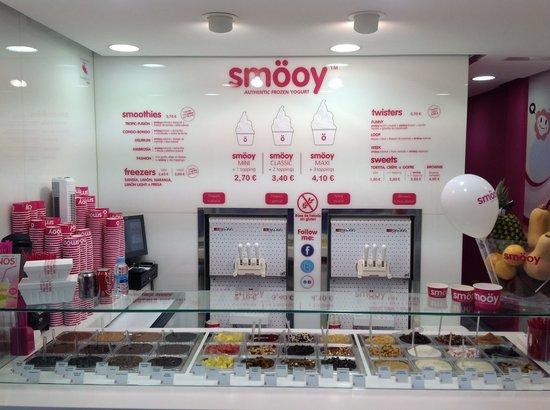 Smooy: Yogurt and Ice cream