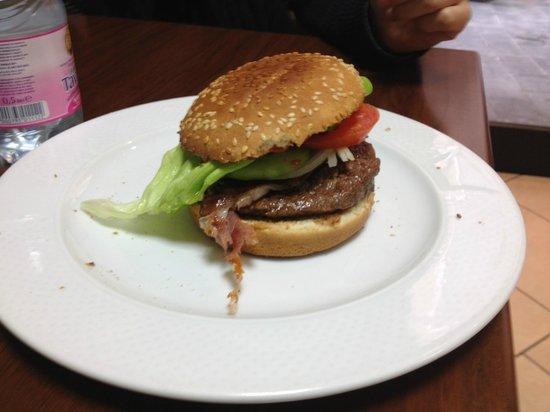 Spritz & Burger Hamburgeria : Einfach lecker frisch und einmalig
