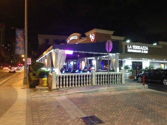 La Terrazza Sunny Isles Beach Menu Prices Restaurant