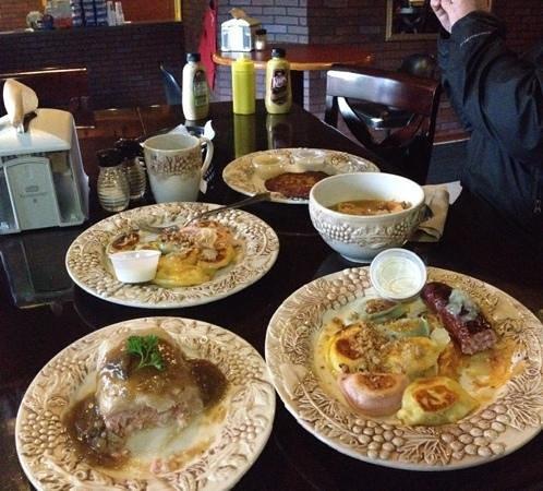 Polish Kitchen: mini smorgasbord