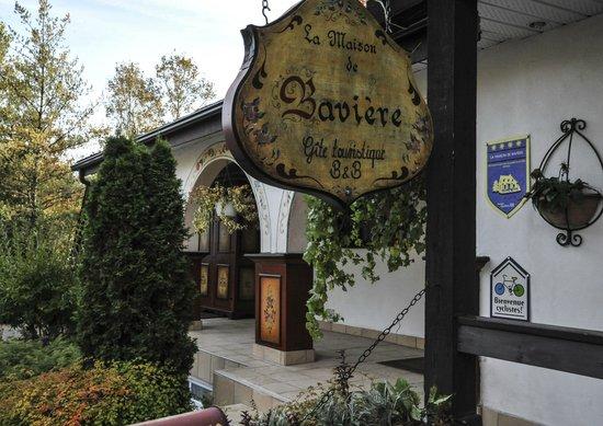 La Maison de Baviere : Hotel & grounds