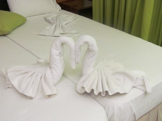 Pefkos Beach Hotel: Little touches