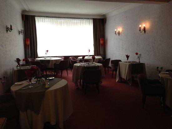 Van Belle Hotel: Hotel restaurant