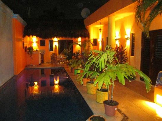 Casita de Maya: The colors are simply gorgeous...