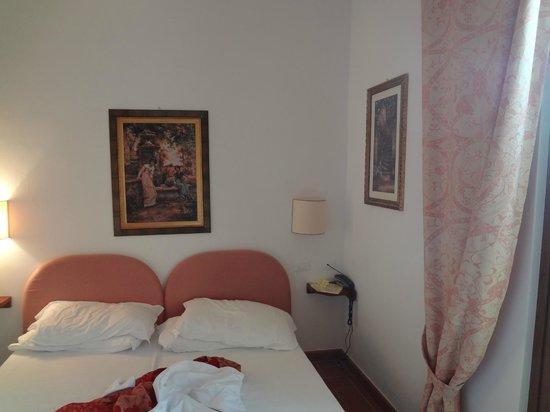 San Lino: bed
