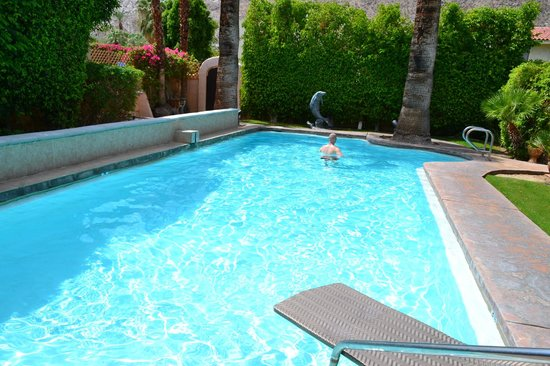The Rossi Hotel: pool