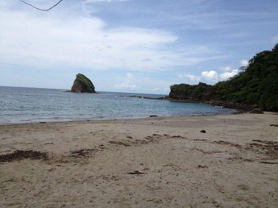 Playa rajada
