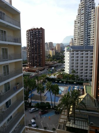 Servigroup Calypso: View from room 920