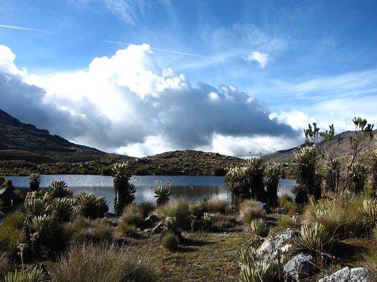 Sierra Nevada del Cocuy: Lagunillas