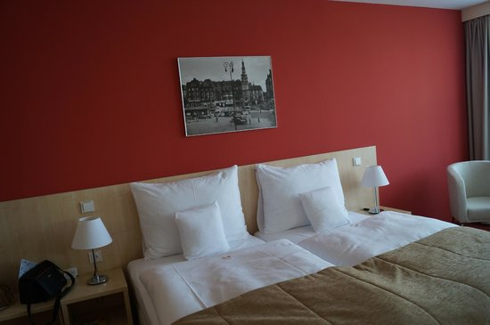 Clarion Congress Hotel Ostrava: comfy bed
