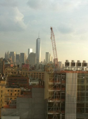 The Standard, High Line: View from the room