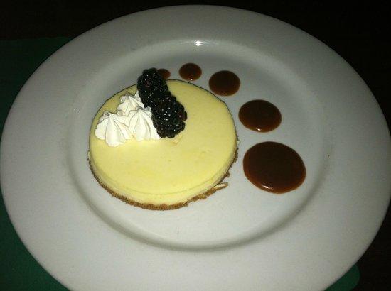 Garryowen Irish Pub: Cheesecake