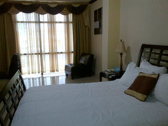 Hotel La Aurora: Una de las habitaciones