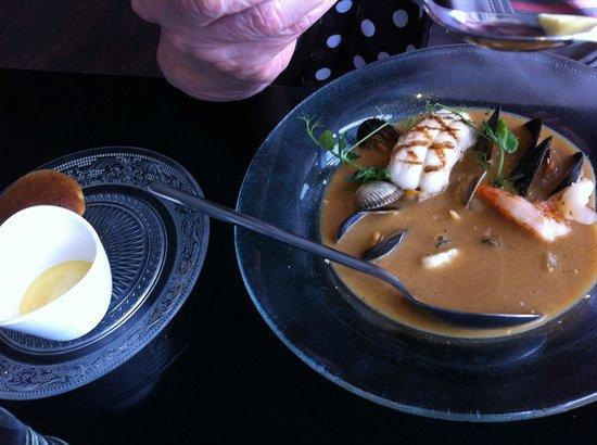 Het Gouden Kalf: Bouillabaisse