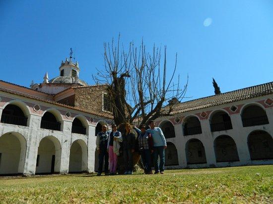Jesus Maria, Αργεντινή: La única foto que nos permitieron tomar...